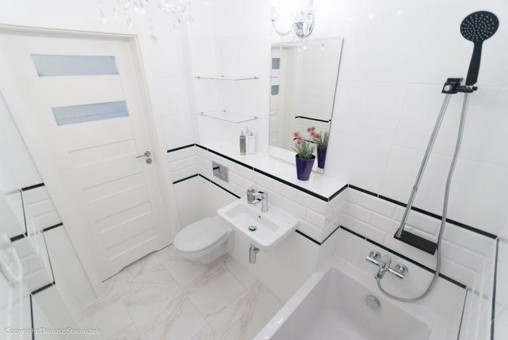 Koncepcja Wnętrz Classic style bathroom