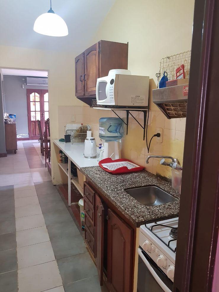 Sofía Lopez Arquitecta Built-in kitchens
