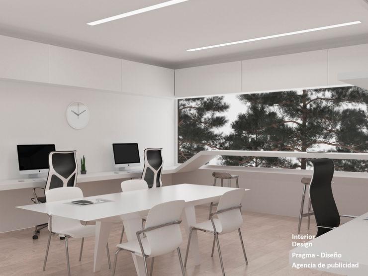 Pragma - Diseño Modern offices & stores