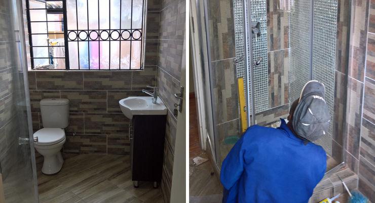 Kgodisho Solutions and Projects Ванна кімната