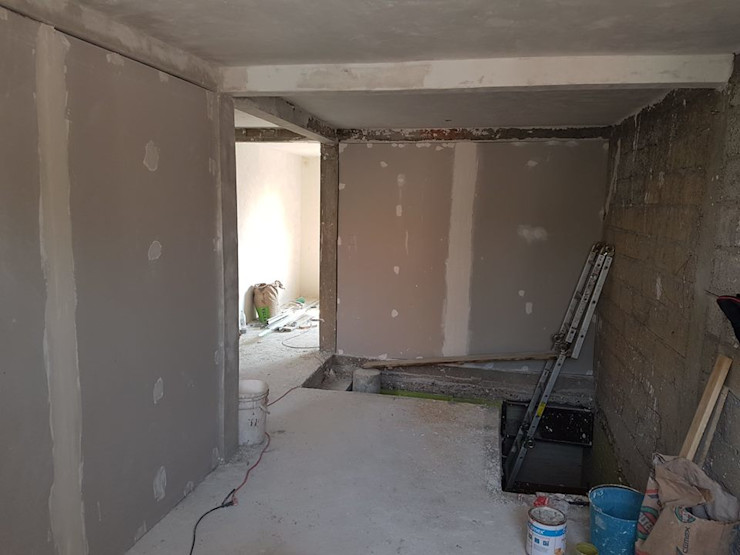 8 AM INGENIERIA Classic style walls & floors MDF