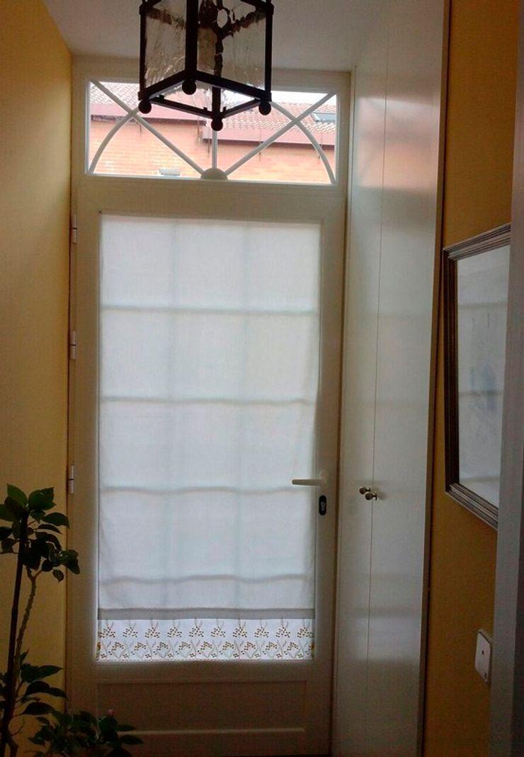 Entrada antes de la reforma Almudena Madrid Interiorismo, diseño y decoración de interiores