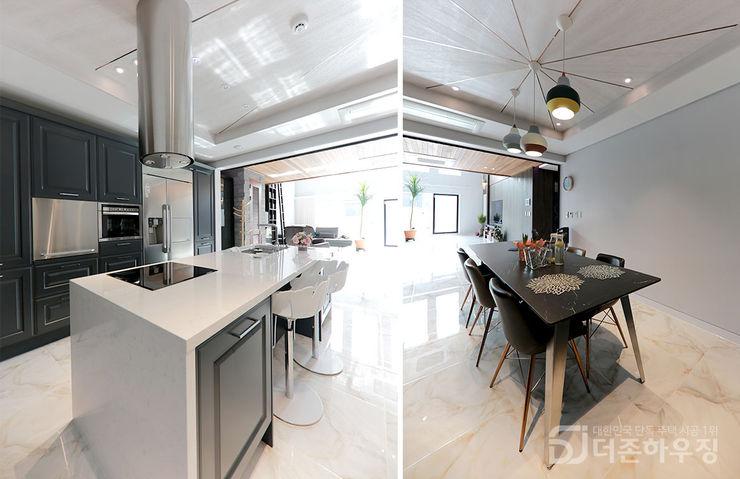 더존하우징 Modern Kitchen