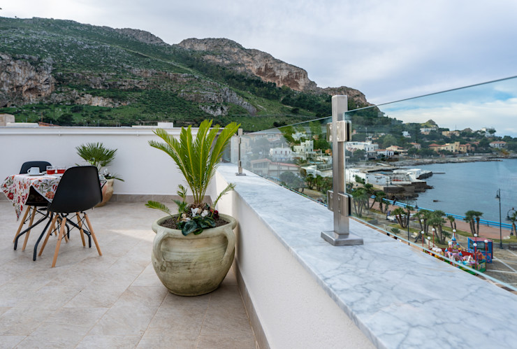 Danilo Arigo Гостиницы в средиземноморском стиле