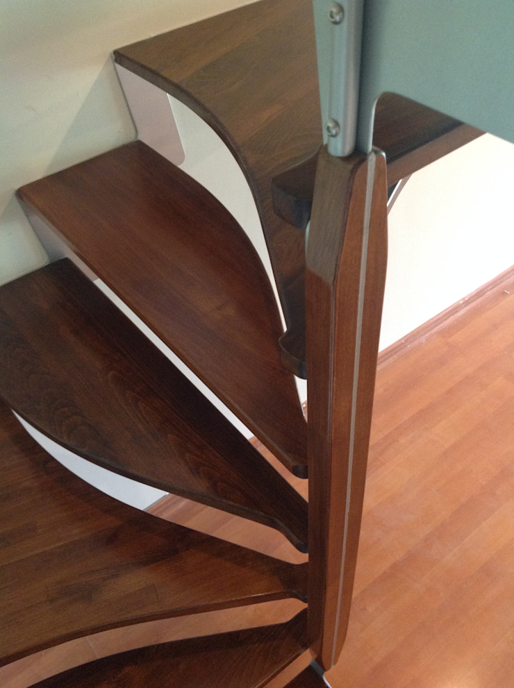 HELIKA Scale Stairs Wood Wood effect
