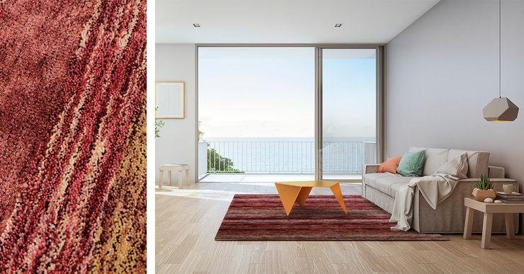 DiB México Спальная комната Аксессуары и декор Хлопок Оранжевый