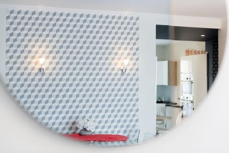 Chez Chantal Camille BASSE, Architecte d'intérieur Salon moderne