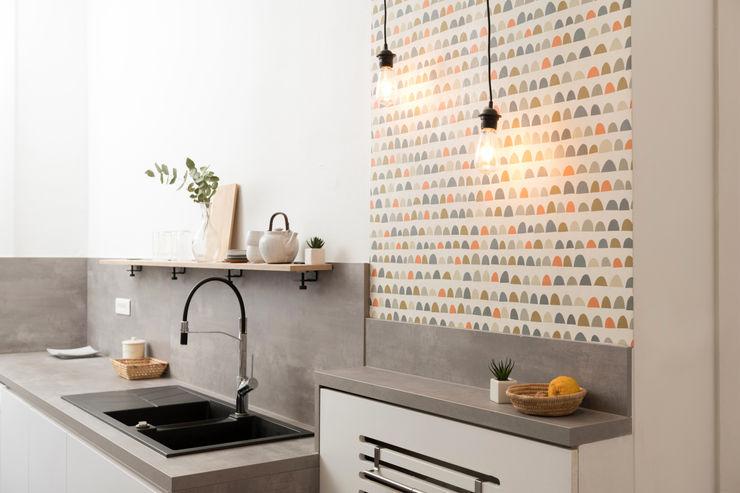 Chez Bénédicte et Eric Camille BASSE, Architecte d'intérieur Cuisine moderne