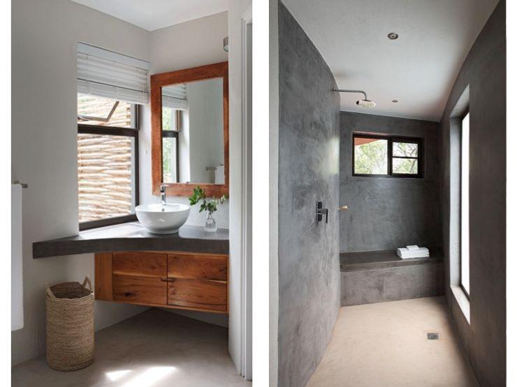 Metaphor Design Hotel Gaya Rustic Beton Grey