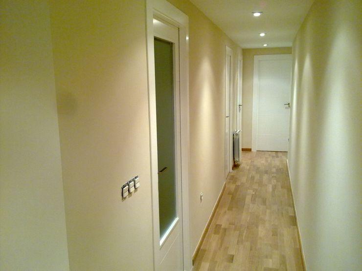 Obrisa Reformas y rehabilitaciones. Modern Walls and Floors Beige