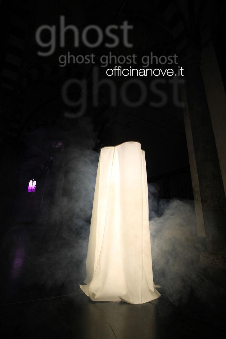 Ghost Officinanove Soggiorno in stile scandinavo