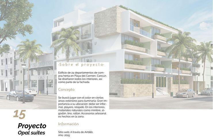 Opal Suites, Playa del Carmen Andrea Loya Condominios
