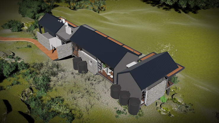 Juan Pretorius Architecture PTY LTD Techos