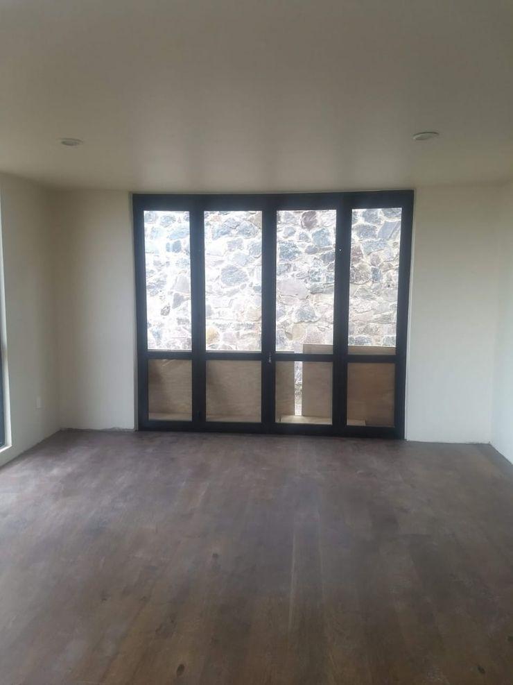 vertikal Modern living room