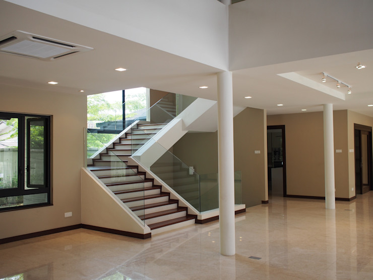 Mode Architects Sdn Bhd Stairs
