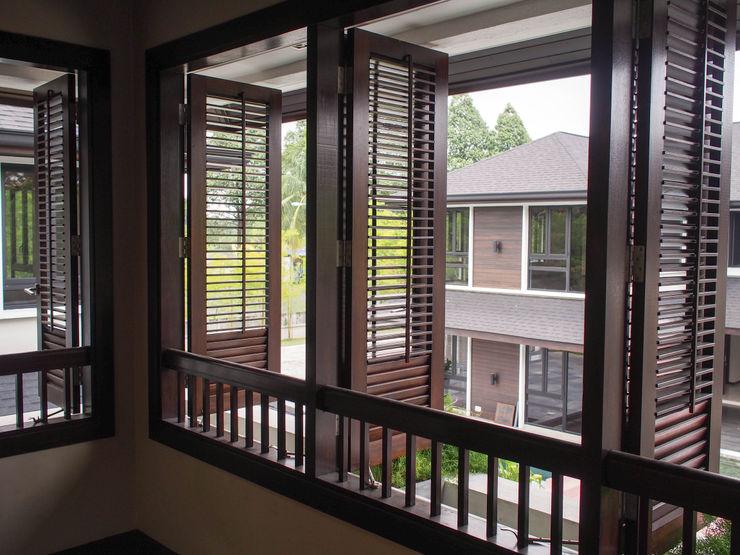 Mode Architects Sdn Bhd Balcony