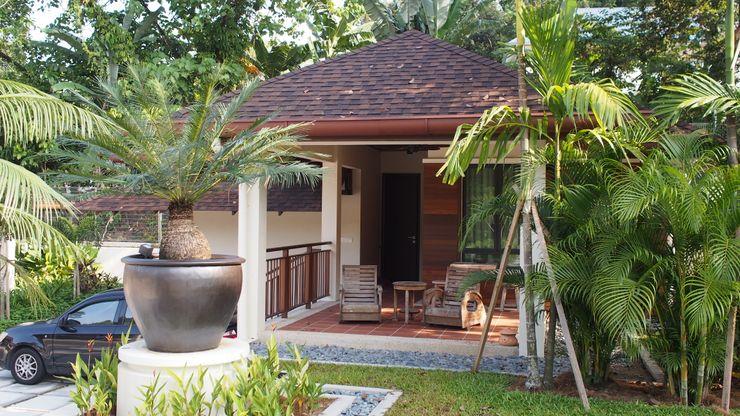 Mode Architects Sdn Bhd Jardines de estilo tropical