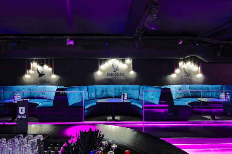 Club Interior - Nachher Grey Goose Lounge Kaldma Interiors - Interior Design aus Karlsruhe