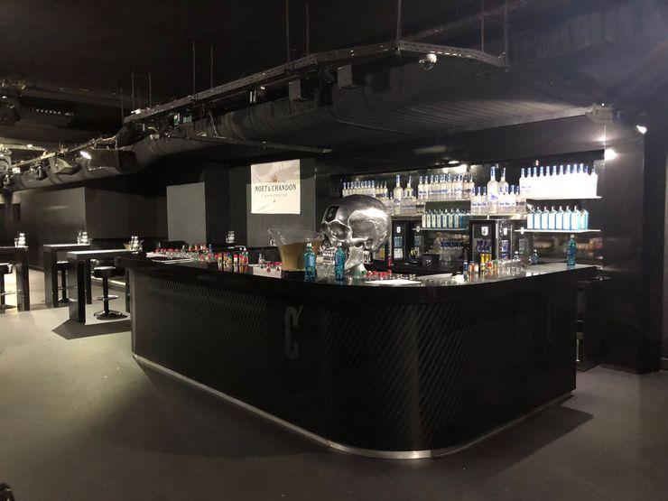 Club Interior - Vorher Bar Kaldma Interiors - Interior Design aus Karlsruhe