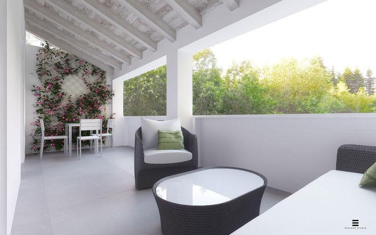 Residenze Quadrivium Desearq Studio _ architettura e interior design a Milano Balcone