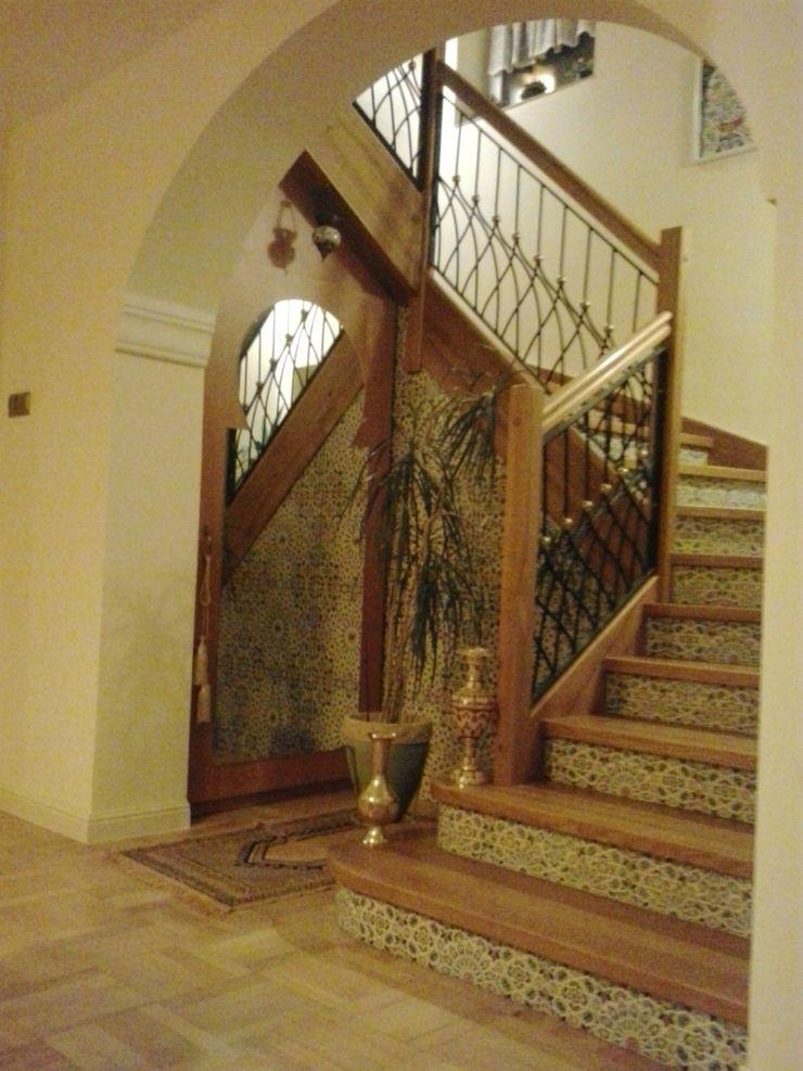 Cerames Classic corridor, hallway & stairs