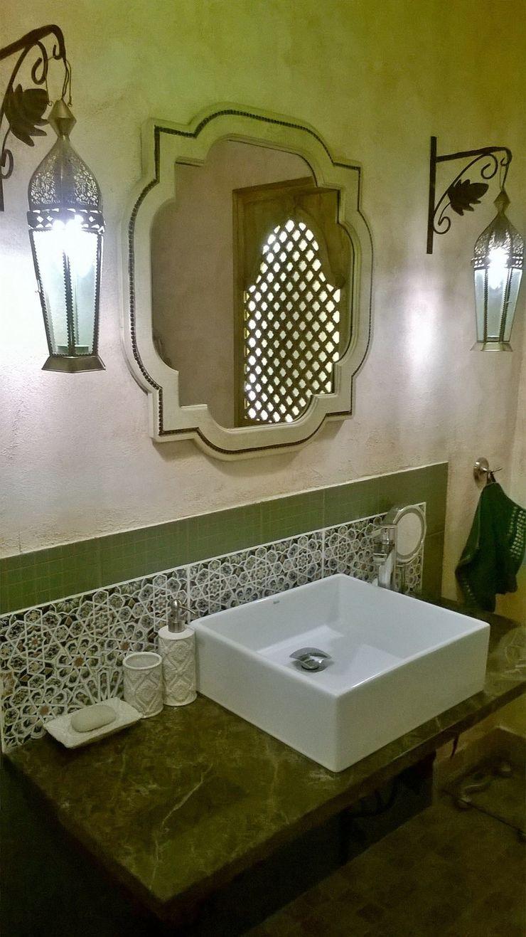 Cerames Classic style bathrooms Ceramic Green