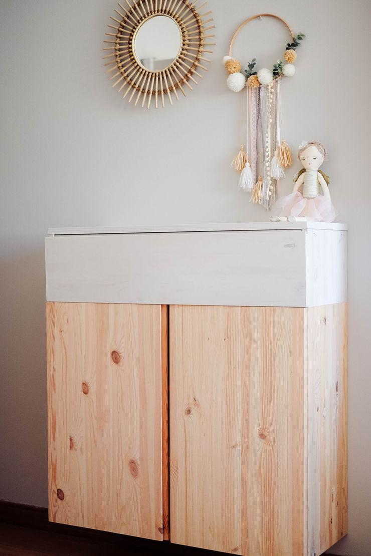 YS PROJECT DESIGN 嬰兒/兒童房衣櫥與衣櫃 實木 Wood effect