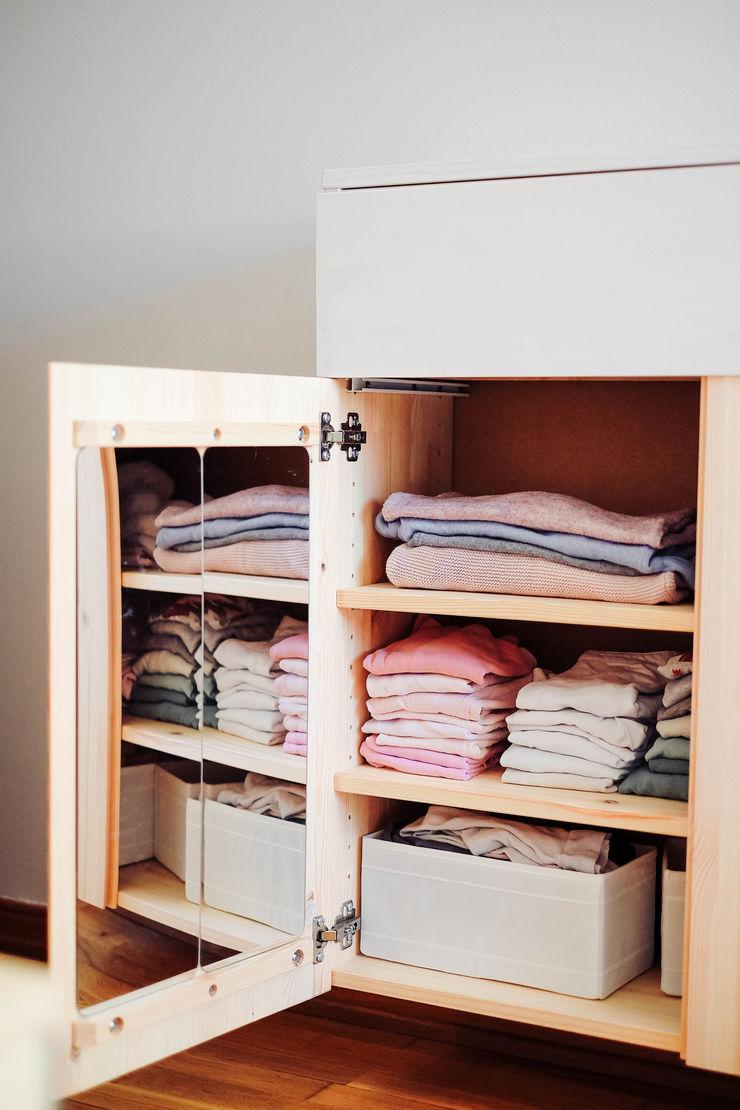 YS PROJECT DESIGN 嬰兒/兒童房衣櫥與衣櫃 木頭 Wood effect