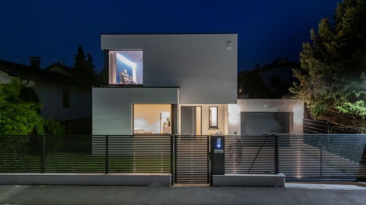 AL ARCHITEKT - in Wien Modern houses Quartz White
