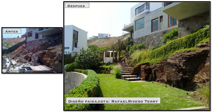 Rafael Rivero Terry arquitecto paisajista
