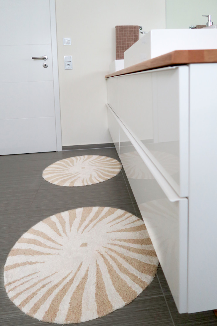 T-raumKONZEPT - Interior Design im Raum Nürnberg Modern style bathrooms