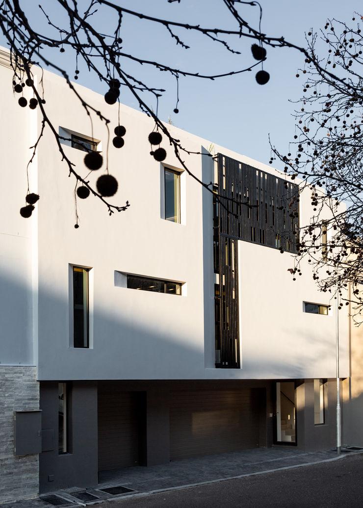 152 Waterkant GSQUARED architects Minimalist house