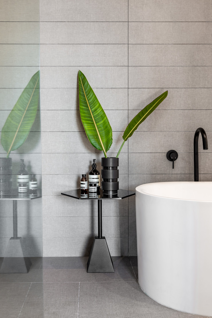 152 Waterkant GSQUARED architects Minimal style Bathroom