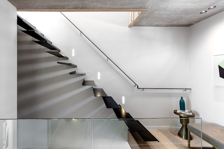 152 Waterkant GSQUARED architects Stairs