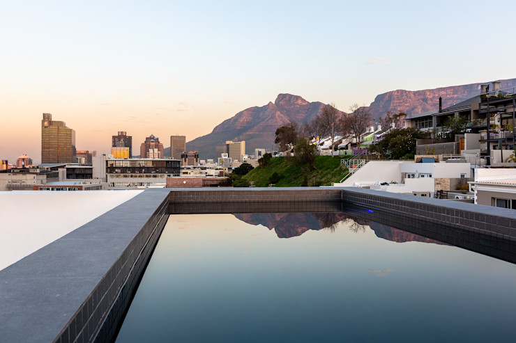 152 Waterkant GSQUARED architects Pool