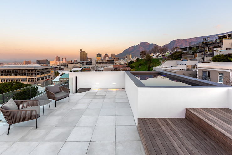 152 Waterkant GSQUARED architects Roof