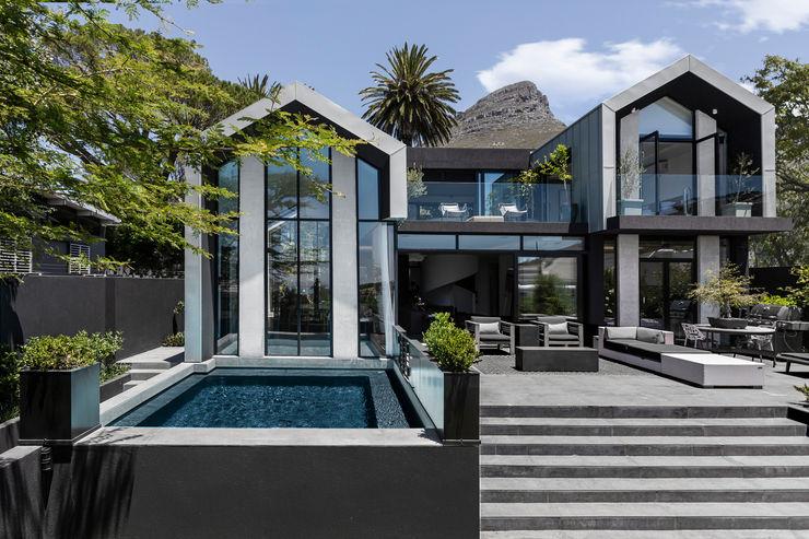 SM 37 GSQUARED architects Minimalist house