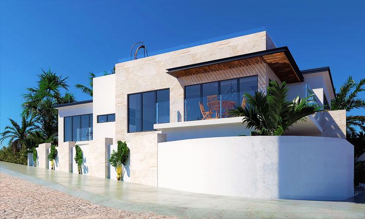 CODIAN CONSTRUCTORA Rumah Modern