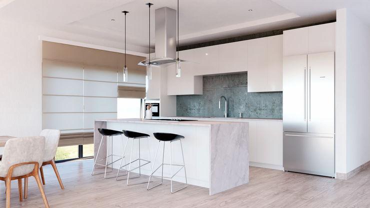 CODIAN CONSTRUCTORA Dapur Modern