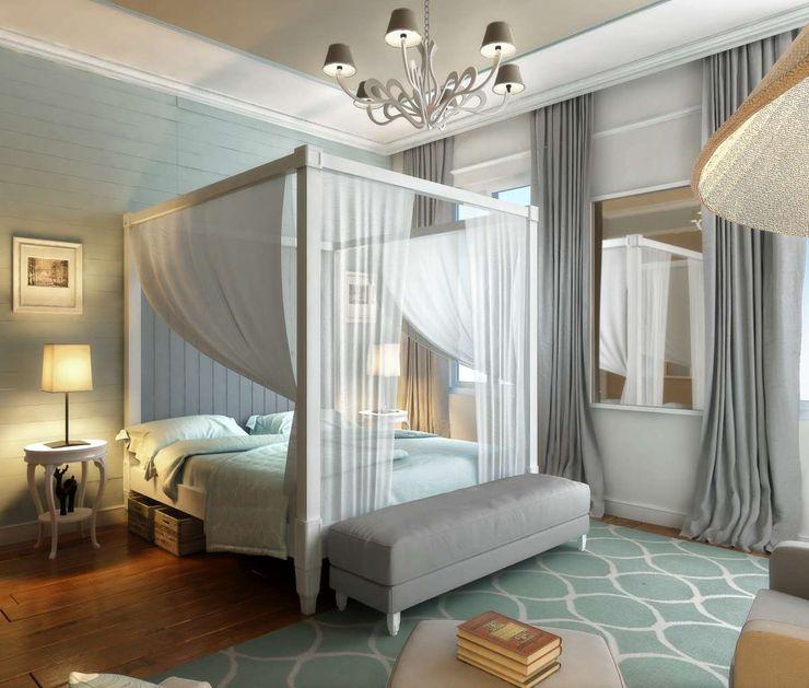 Yunus Emre | Interior Design VERO CONCEPT MİMARLIK Chambre moderne