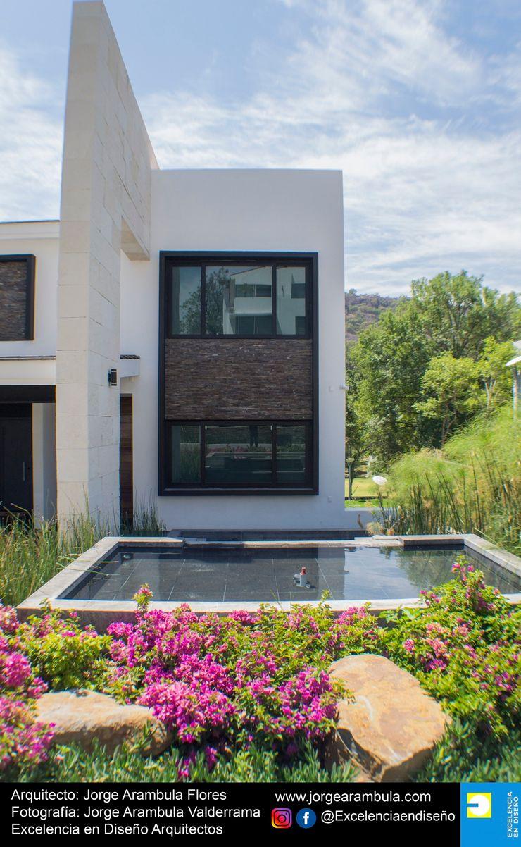 Casa La Nogalera Excelencia en Diseño Estanques de jardín