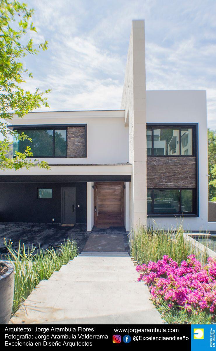 Casa La Nogalera Excelencia en Diseño Casas unifamiliares