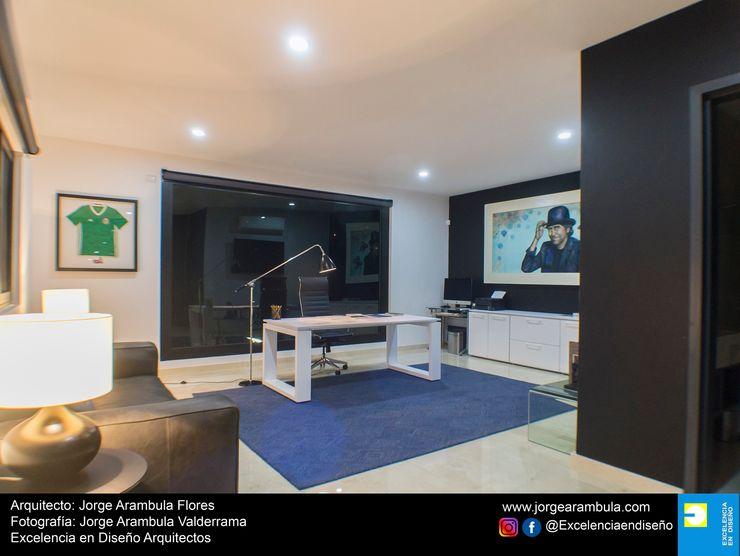 Casa La Nogalera Excelencia en Diseño Estudios y despachos minimalistas