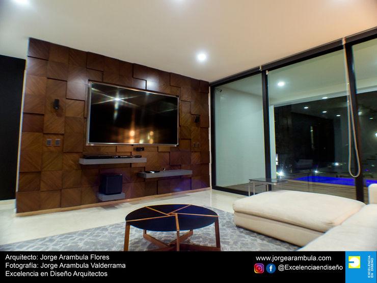 Casa La Nogalera Excelencia en Diseño Electrónica