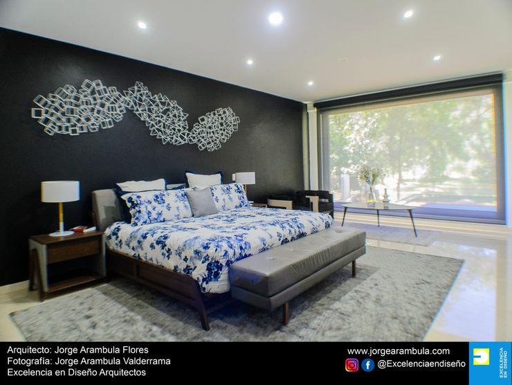 Casa La Nogalera Excelencia en Diseño Dormitorios minimalistas
