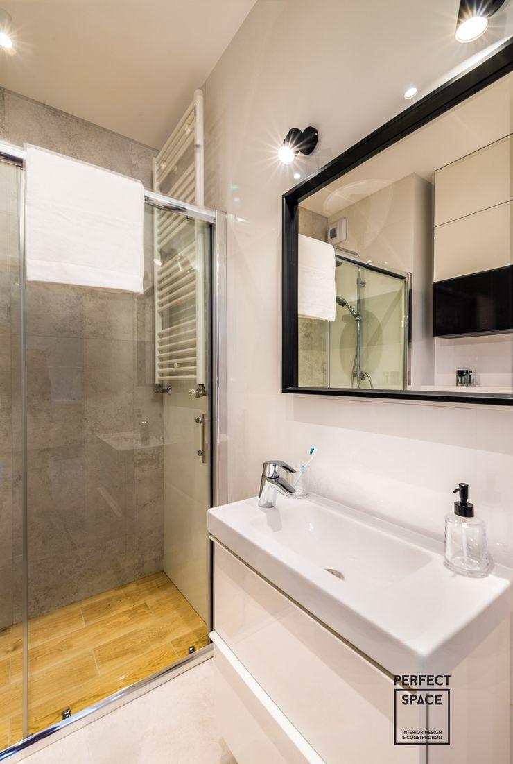 Perfect Space Minimalist style bathrooms
