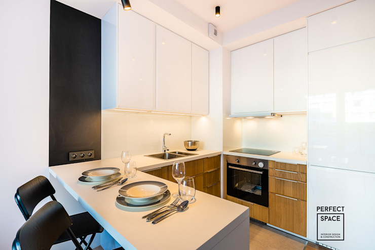 Perfect Space Kitchen