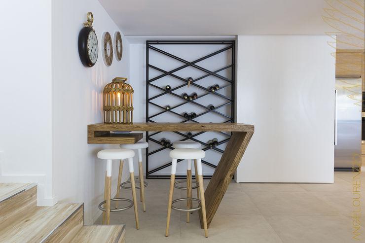 Open Space Paredes de Coura Angelourenzzo - Interior Design Adegas escandinavas