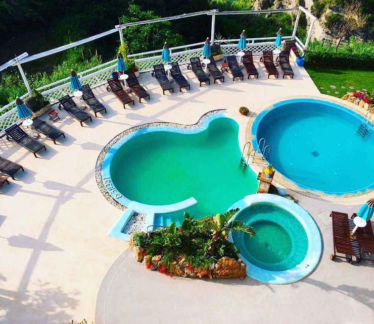 Pavimento Moderno Tropische Hotels