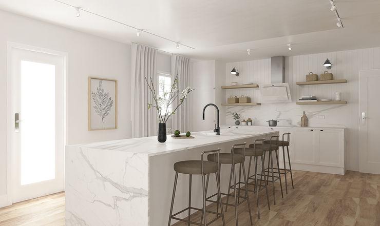 LABviz Modern kitchen